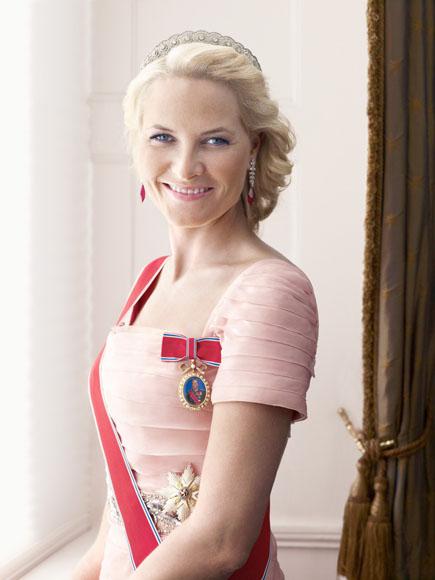 Crown Princess Mette Marit The Royal House Of Norway