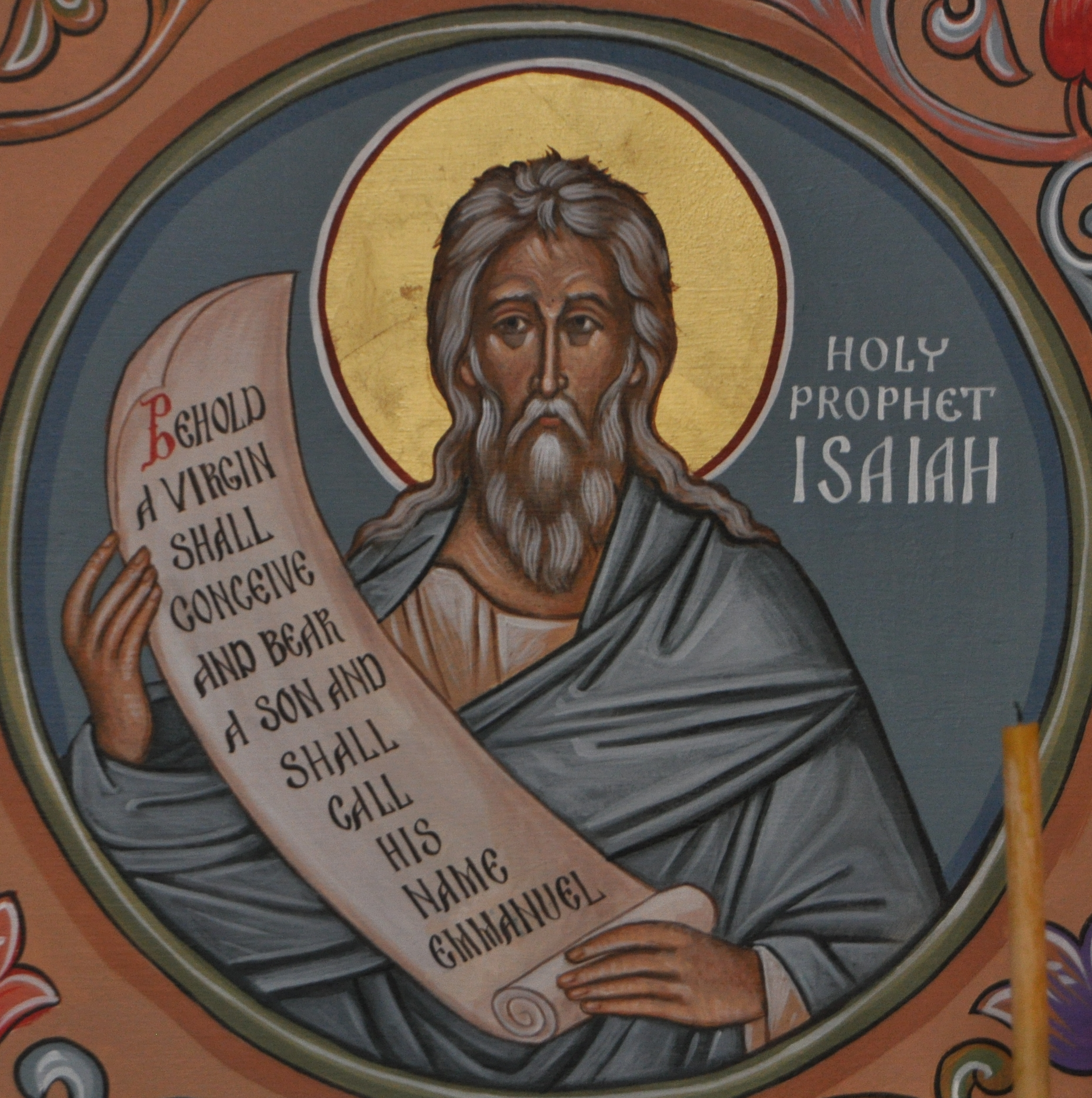 Image result for image of prophet isaiah