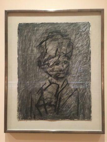Frank Auerbach : Head of Julia