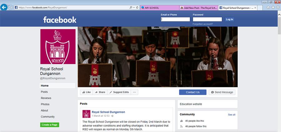 facebook screen shot1