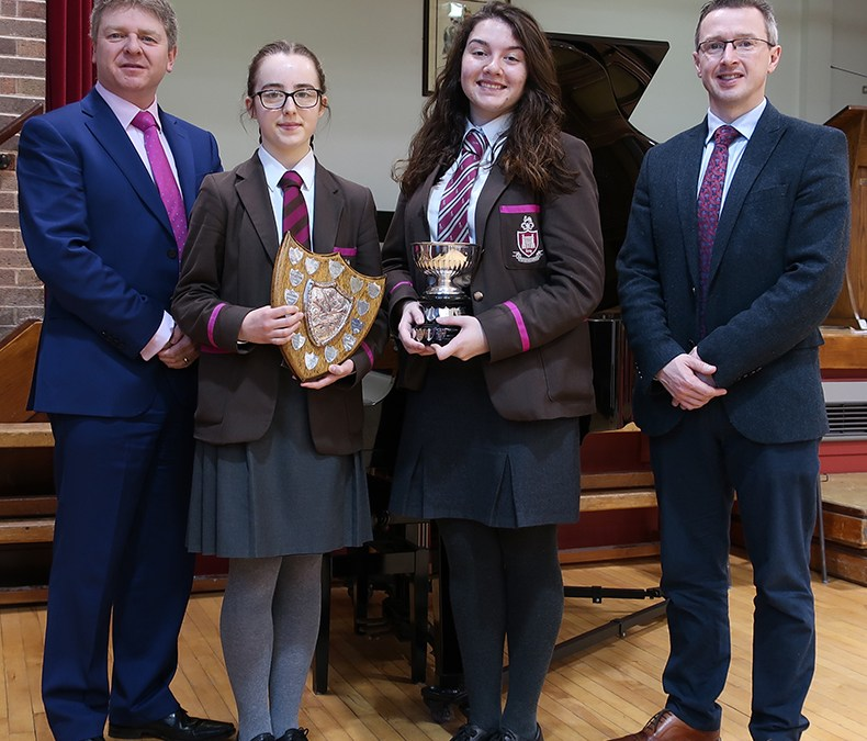 Choral win at Dungannon Festival