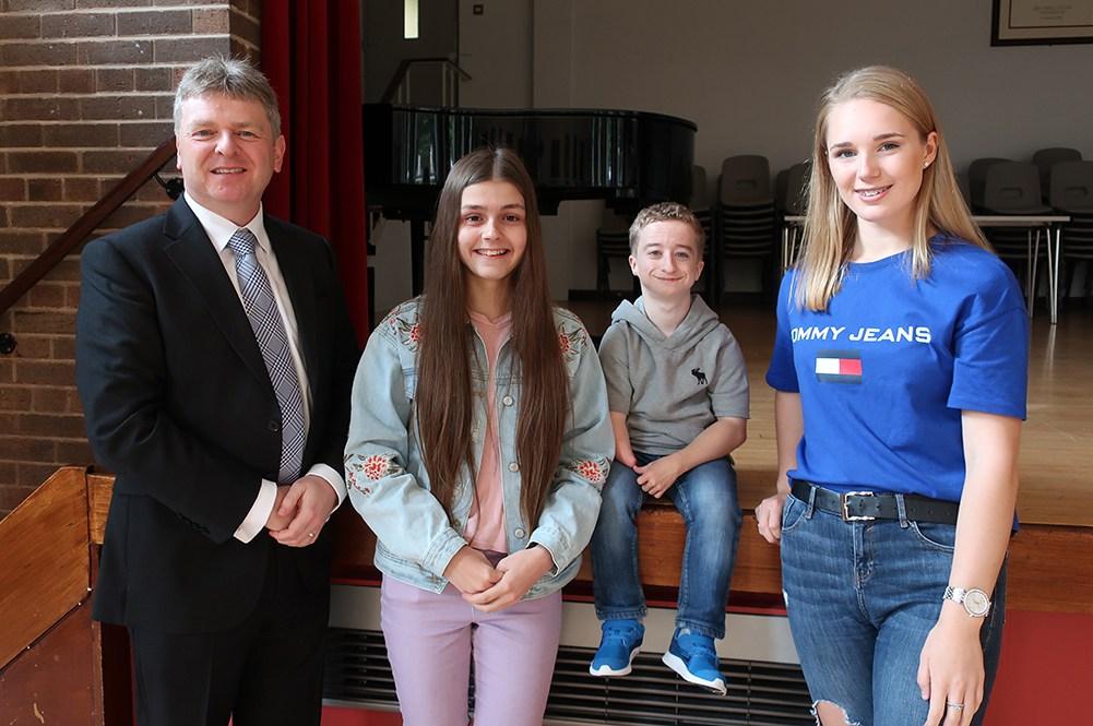 RSD celebrates excellent GCSE results