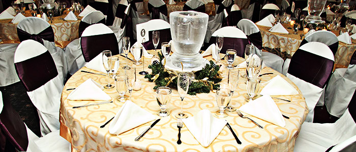 Royale Orleans New Years Eve Wedding
