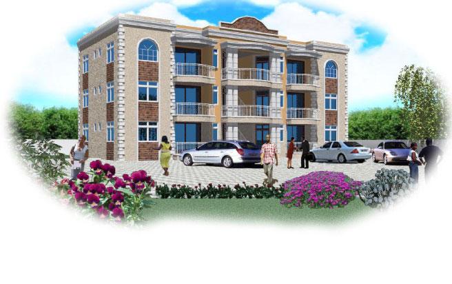 Ghana Royal Luxury House Floor Plans