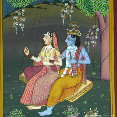 Image result for krishna painting