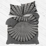 Black White Queen Boho Bedding Mandala Duvet Cover Set With 2 Pillow Shams Royalfurnish Com