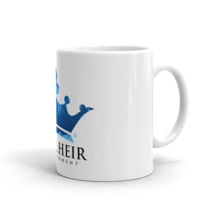 Royal Heir Ent. Logo Mug