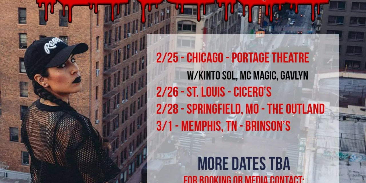 REVERIE Select Midwest/Southern Tour Stops!