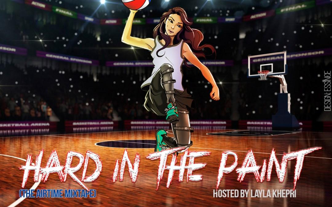 Layla Khepri hosts new mixtape with American Basketball Association!
