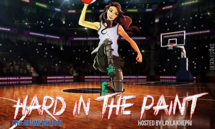 Layla Khepri hosts new mixtape with American Basketball Association!