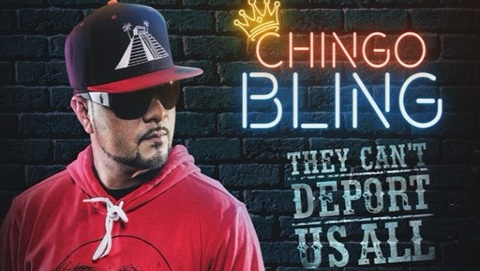 Chingo Bling Comedy Special NOW on NETFLIX!