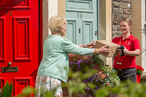 Delivery to Neighbour | Royal Mail Group Ltd