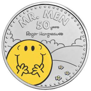 Mr. Men Coins