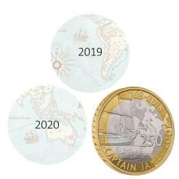 Captain Cook Coins