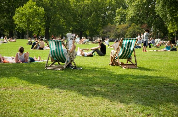 Image result for green park london lounge chairs