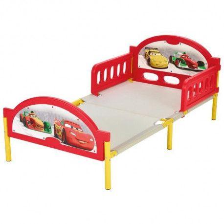 cars lit enfant metal et plastique 70 x 140 cm