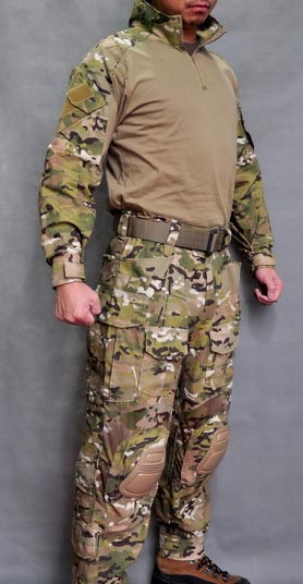 Combat Type Ii Shirt Army