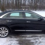2013 Cadillac XTS - passenger side view