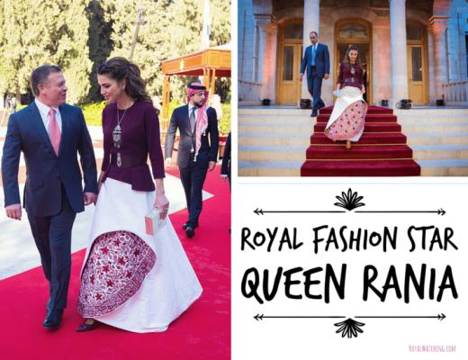 Fashion Star Queen Rania