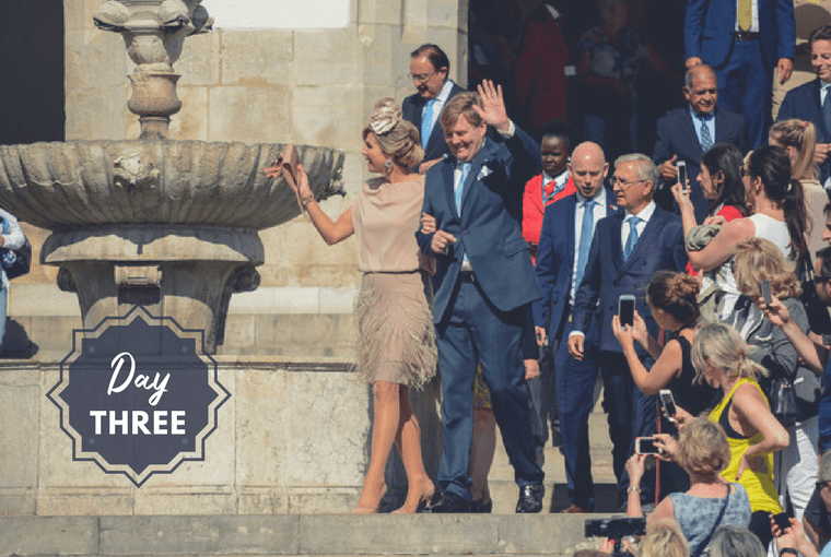 Day Three – Dutch State Visit to Portugal