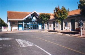 La gare de Royan sur de bon rails