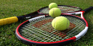 Le tennis club de Saujon