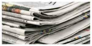 Une collection de deux siècles de journaux à saisir