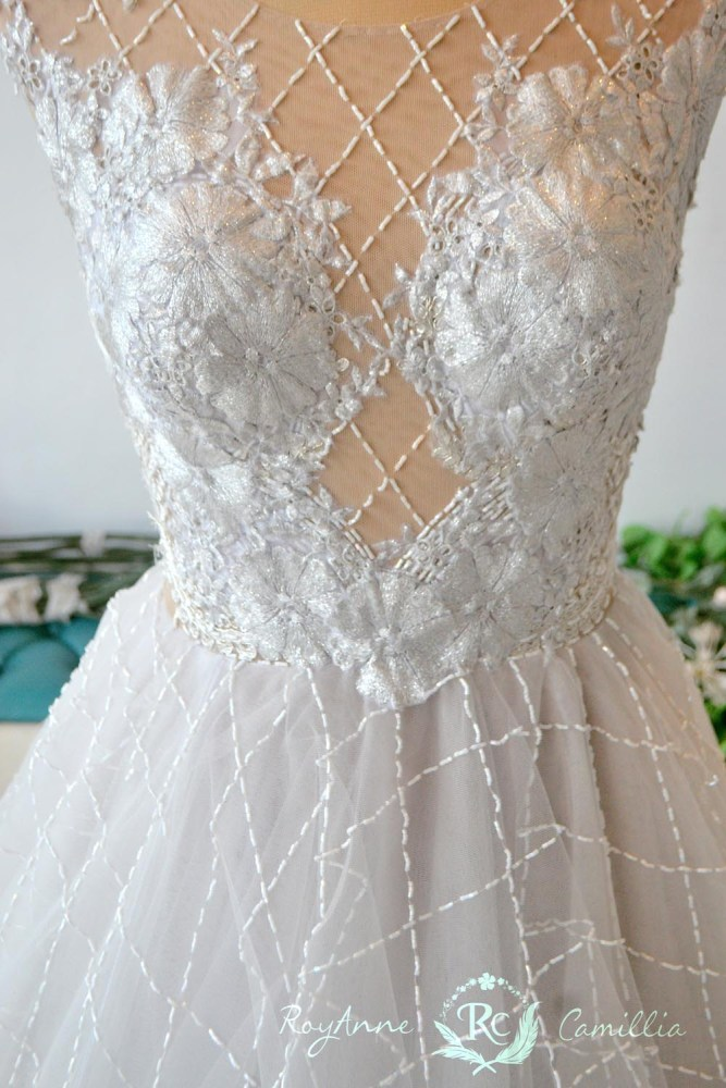 Solenn - RoyAnne Camillia Couture- Bridal Gowns and Gown rentals in ...