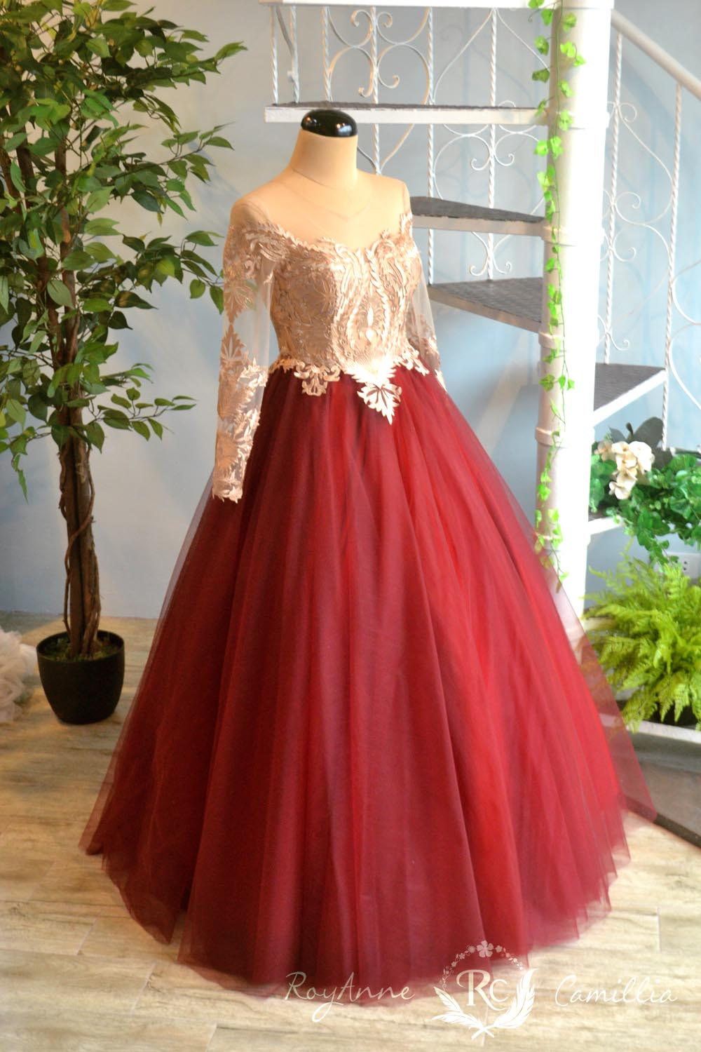 Ashley Royanne Camillia Couture Bridal Gowns And Gown Rentals In