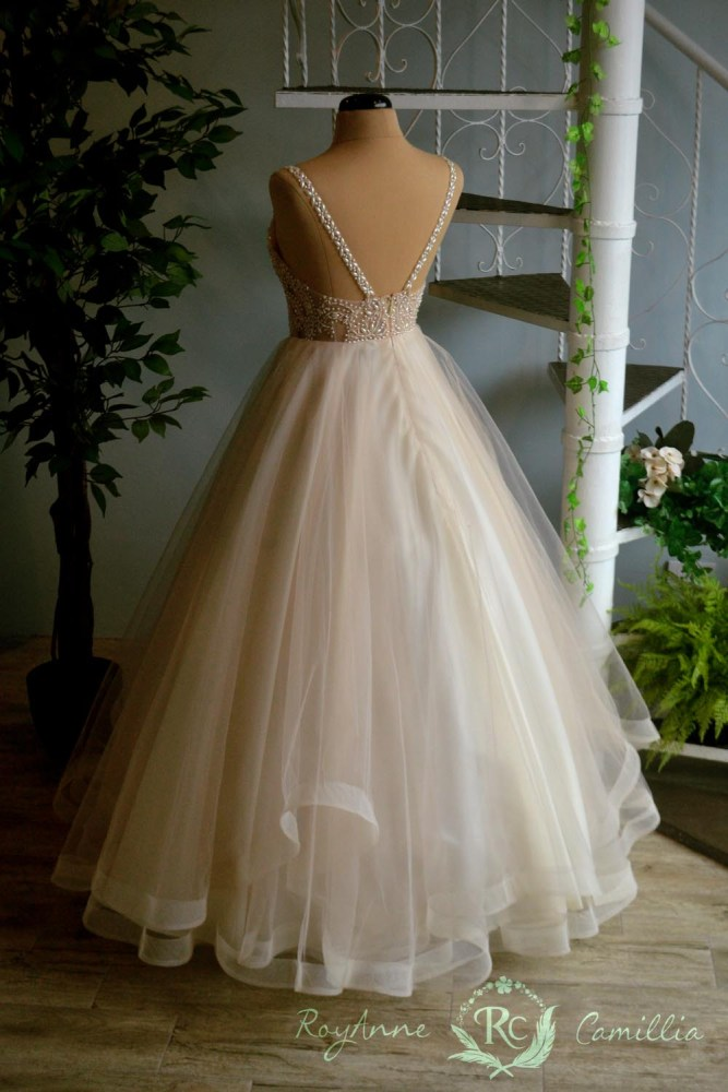 Elaine - RoyAnne Camillia Couture- Bridal Gowns and Gown rentals in ...