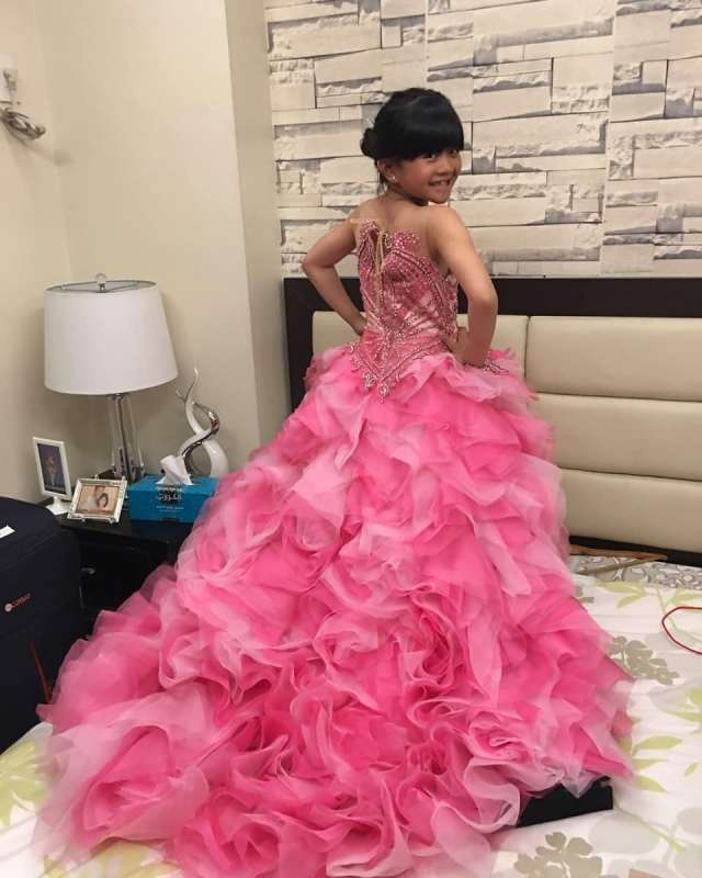 7th Birthday Dress Royanne Camillia Couture Bridal Gowns And Gown