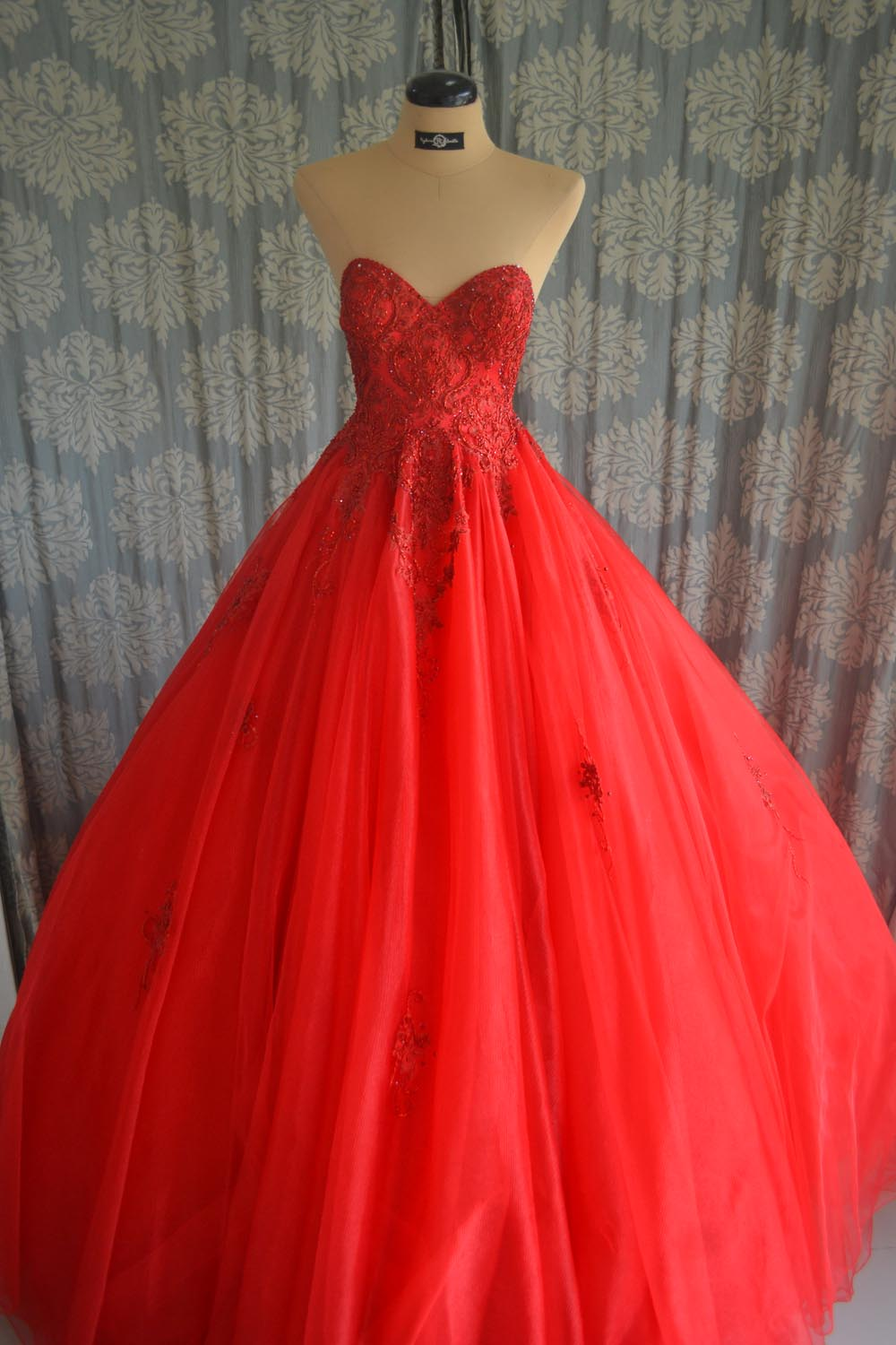 Vea\'s debut gown - RoyAnne Camillia Couture- Bridal Gowns and Gown ...