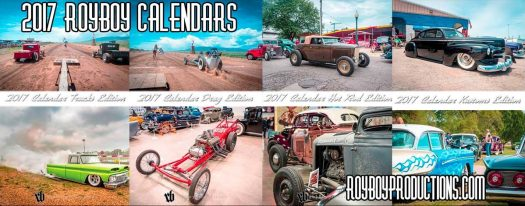 The 2017 Royboy Calendars are on sale now!