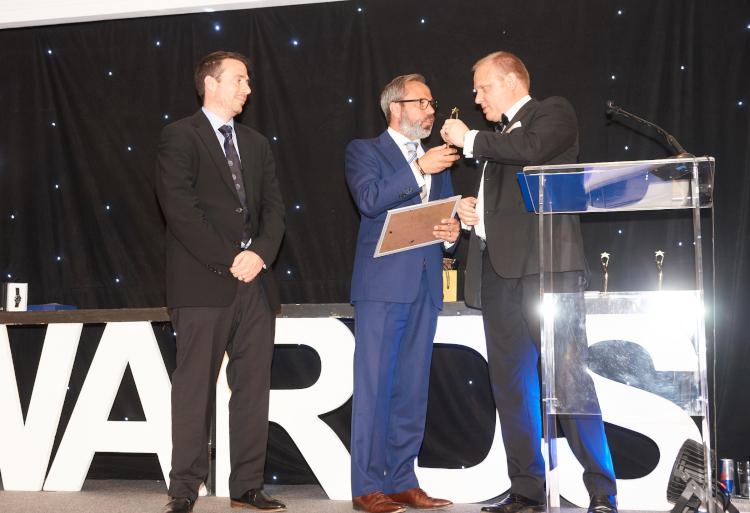 Roy Castle Lung Cancer Foundation Star Awards