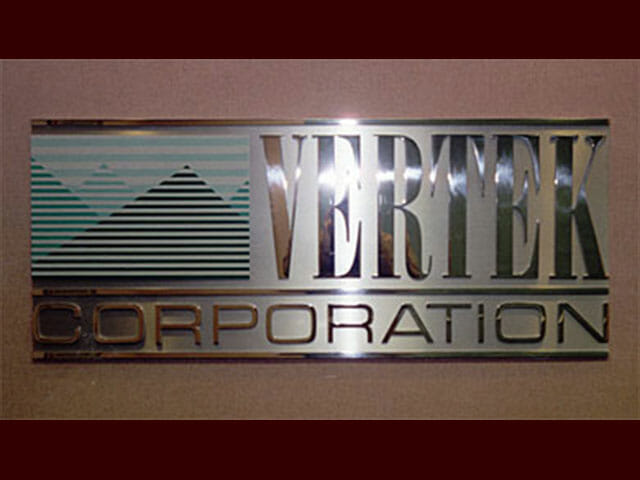 plaque-vertek-corporation