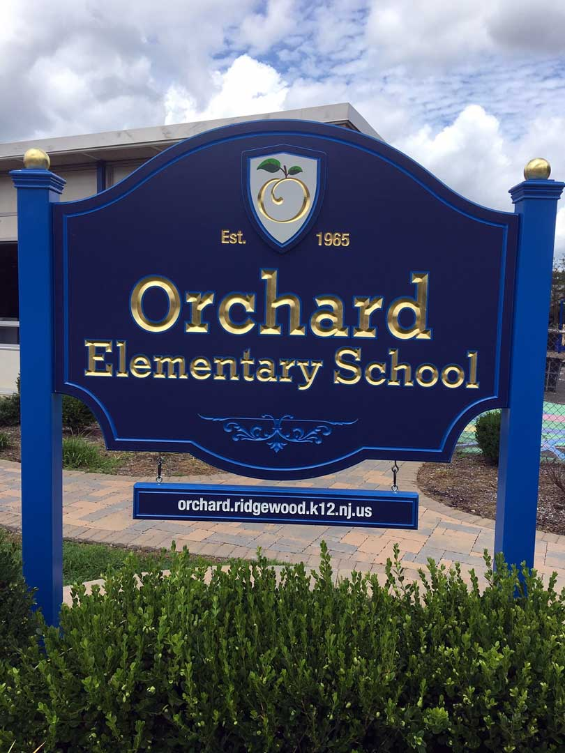 orchard-elementary-school-carved-sign