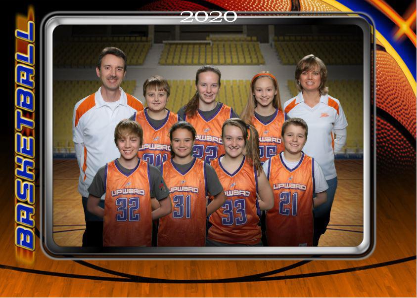 virtual team photos basketball