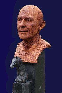 portret-buste professor