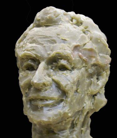 portret Harry Mulisch