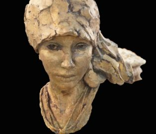 portret meisje Jemen
