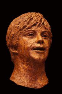 jongen brons