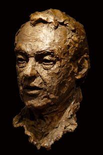 portret Hans van Mierlo