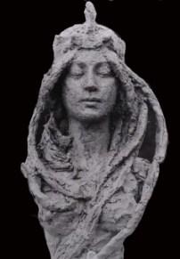 borstbeeld jugenstil
