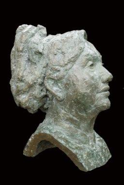 portret Vrouw