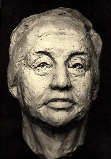 portret model