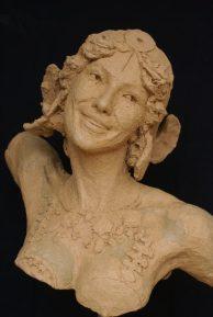 buste van Mata Hari