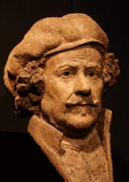 portret Rembrandt portret