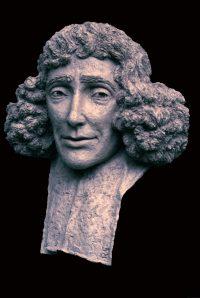 portret Baruch de Spinoza