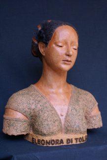 portret borstbeeld