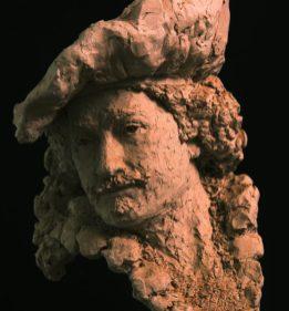 buste Rembrandt